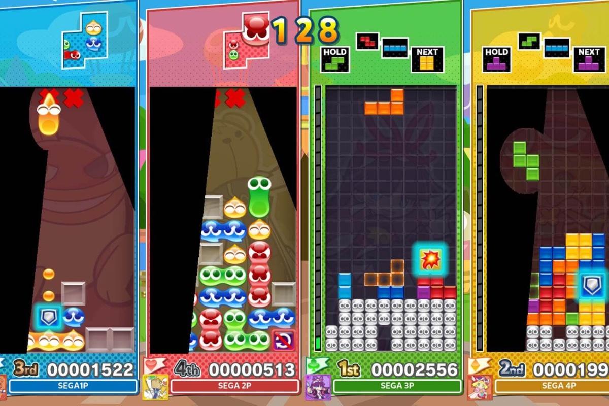 Puyo Puyo Tetris 2 von Sega ab März 2021 auf Steam spielbar