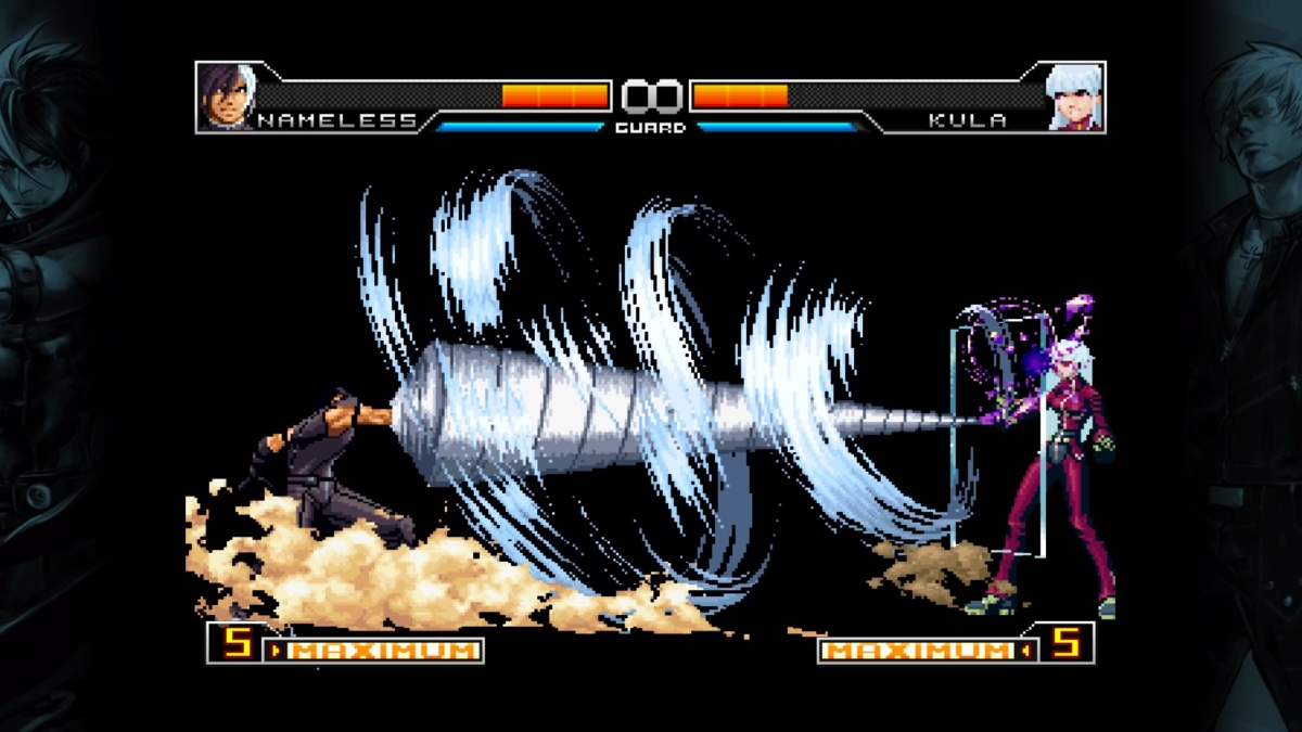 The King of Fighters 2002 UM Foto1
