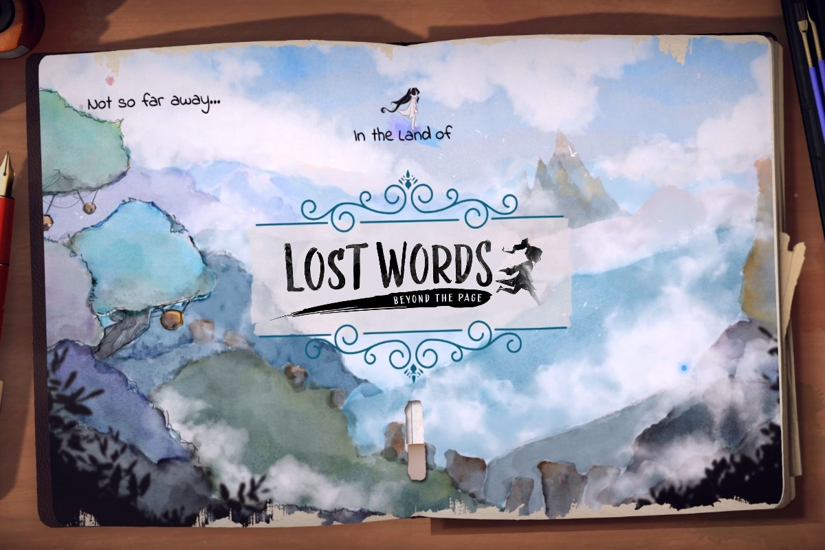 Angespielt: LOST WORDS – BEYOND THE PAGE für Nintendo Switch – Testbericht