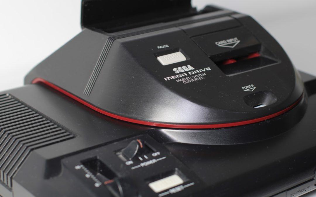 Liste nicht kompatibler Spiele zum Sega Master System Converter