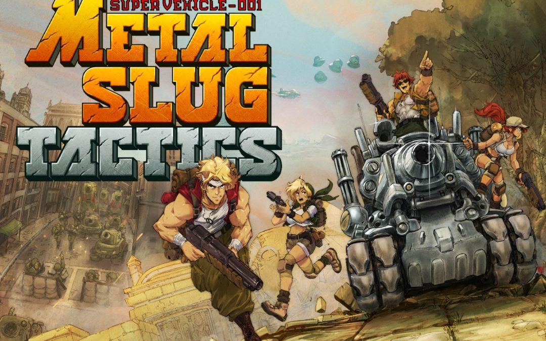 METAL SLUG TACTICS – demnächst auf Steam