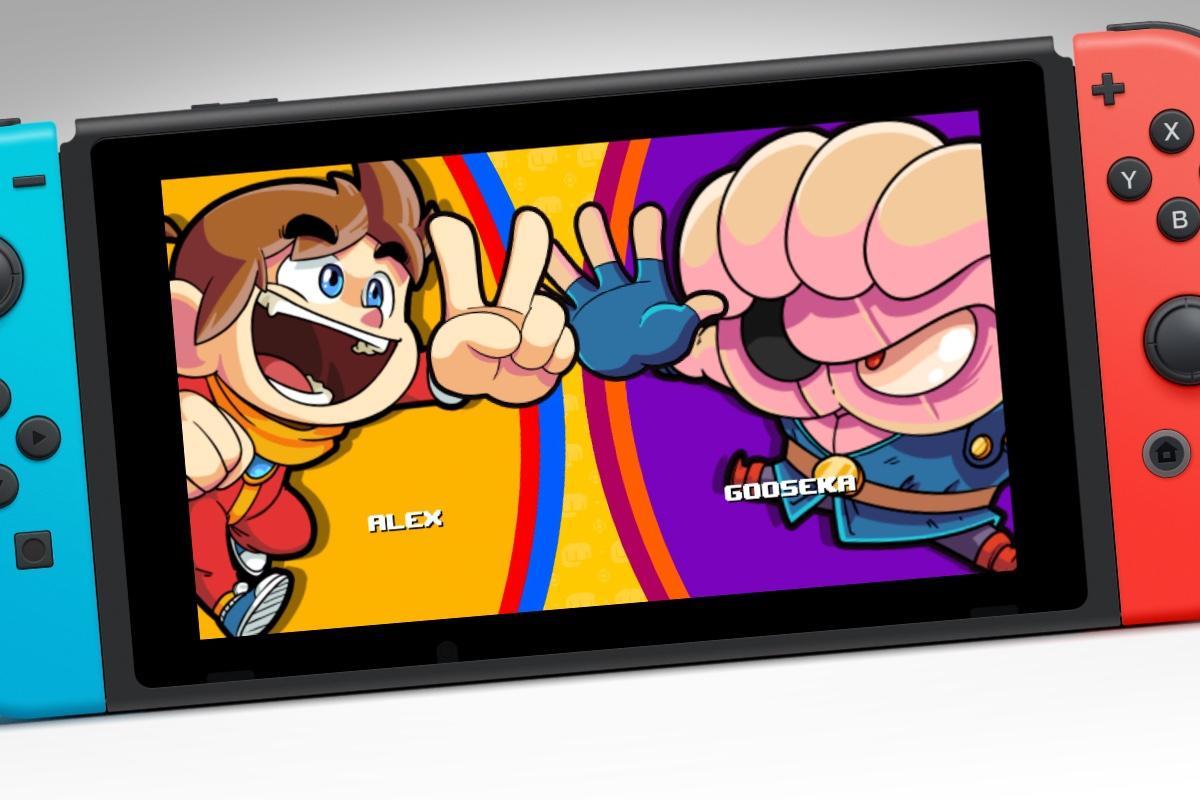 Angespielt: ALEX KIDD IN MIRACLE WORLD DX für Nintendo Switch – Spieletest/Review